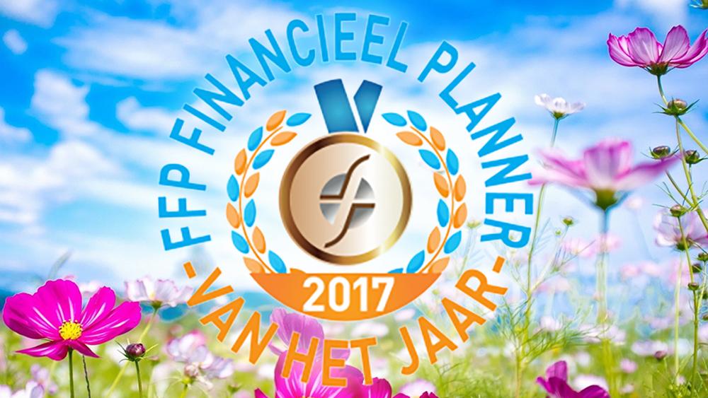 Genomineerd FFP Financieel Planner van het Jaar 2017